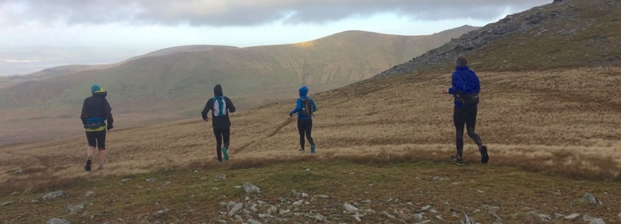 RAW Adventures - Guided Mountain and Trail Running
