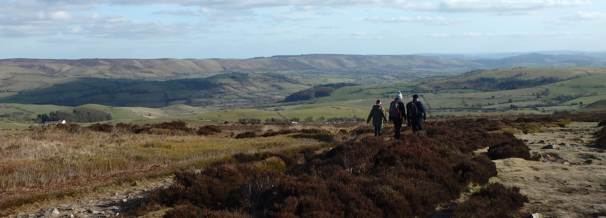 RAW Adventures - Hill and Moorland Leader