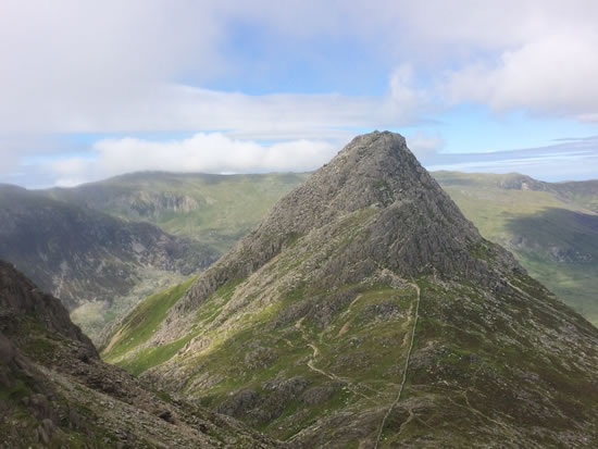 RAW Adventures - Walks Eryri - South Ridge of Tryfan