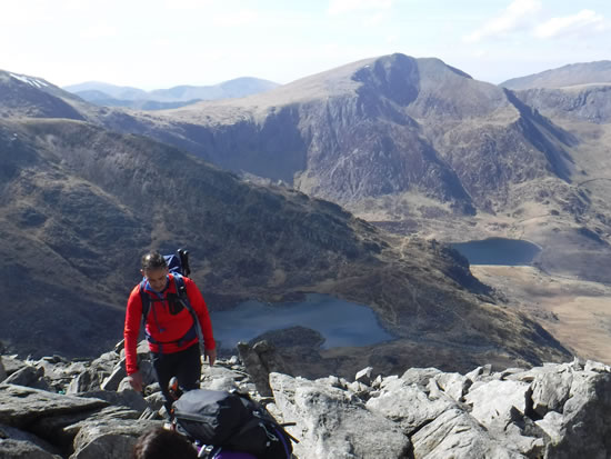 RAW Adventures - Walks Eryri - South Tryfan