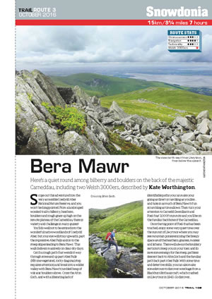 RAW Adventures - TRAIL Magazine - Bera Mawr