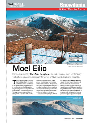 RAW Adventures - TRAIL Magazine - Moel Elio